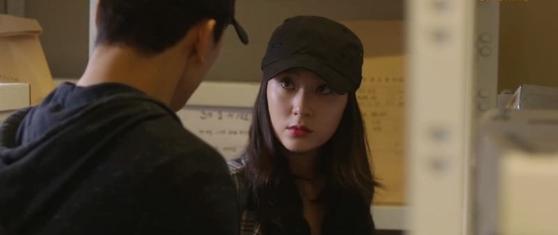 Krystal Jung dans Player