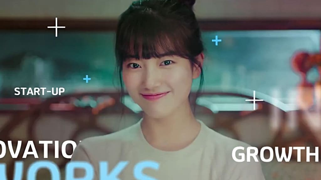 Suzy dans Start-Up