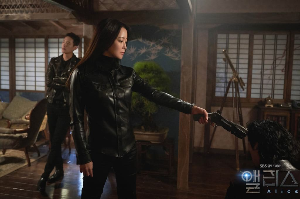 Kim Hee Sun dans Alice