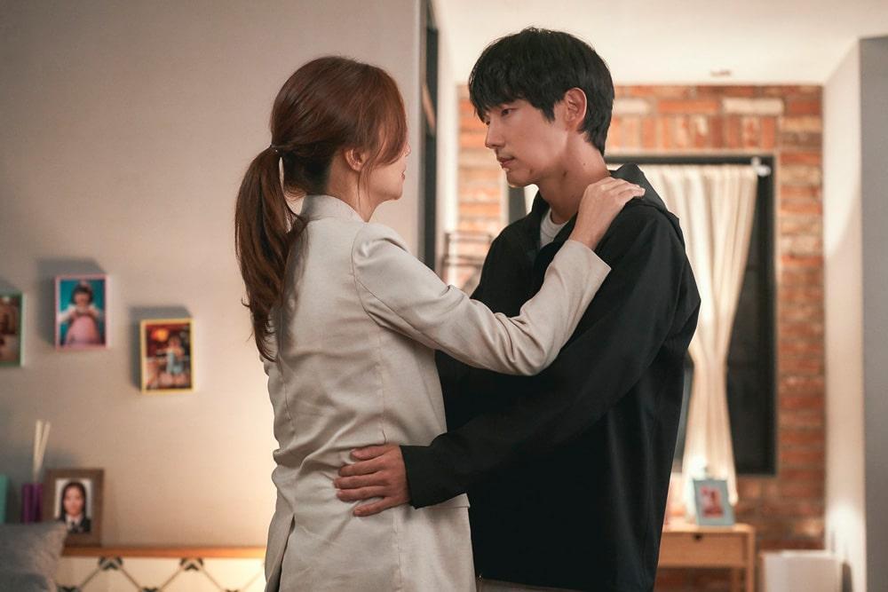 Moon Chae Won et Lee Joon Gi
