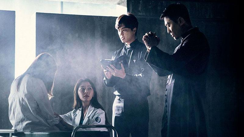 K-drama de possession démoniaque