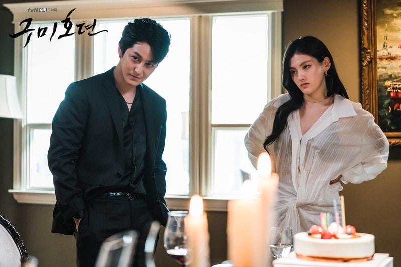 Kim Beom et Kim Yong Ji