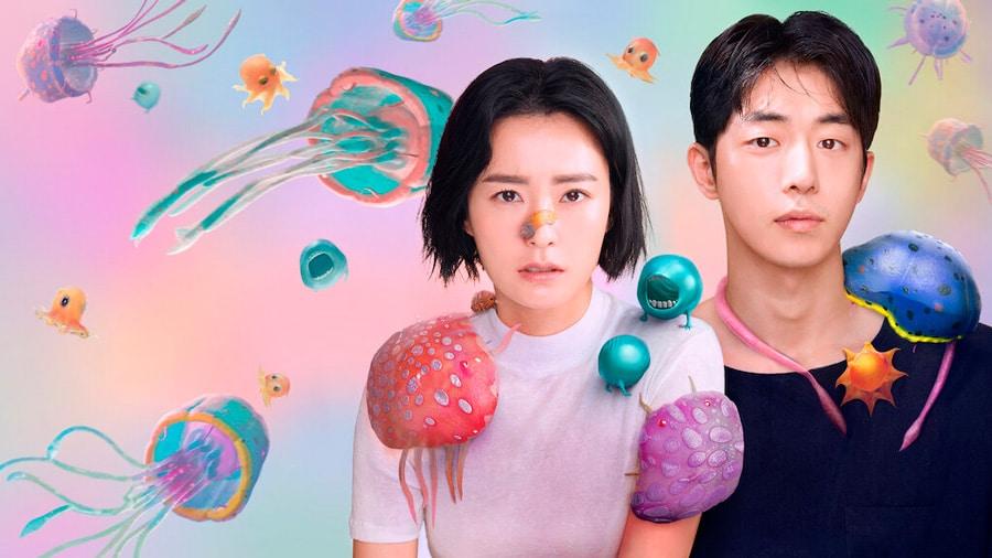 Jung Yu Mi et Nam Joo Hyuk