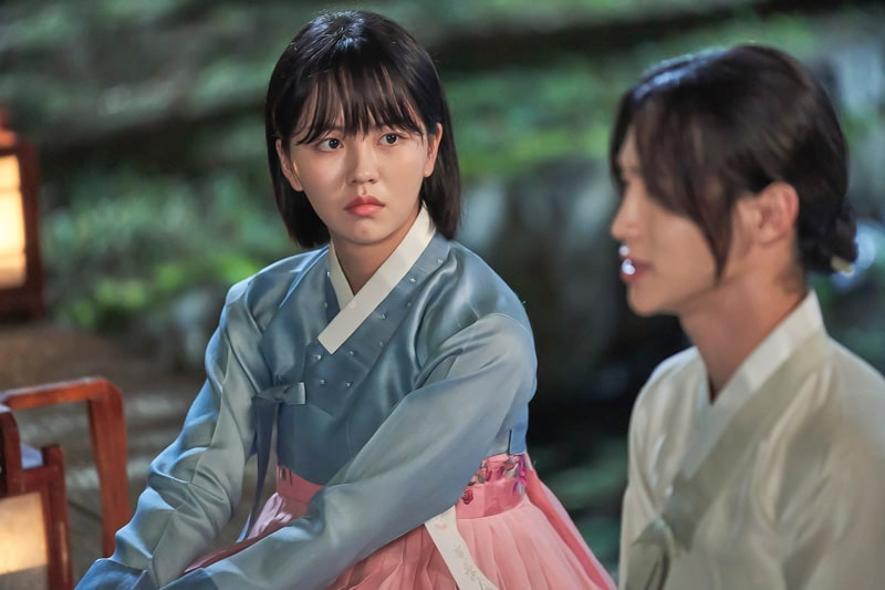 The Tale of Nokdu : Kim So Hyun