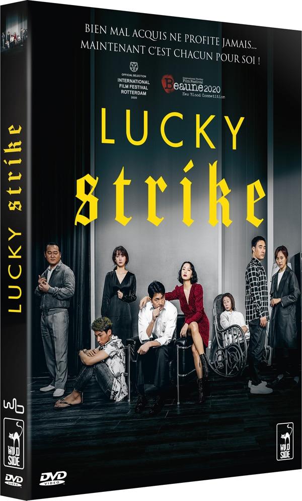 DVD Lucky Strike