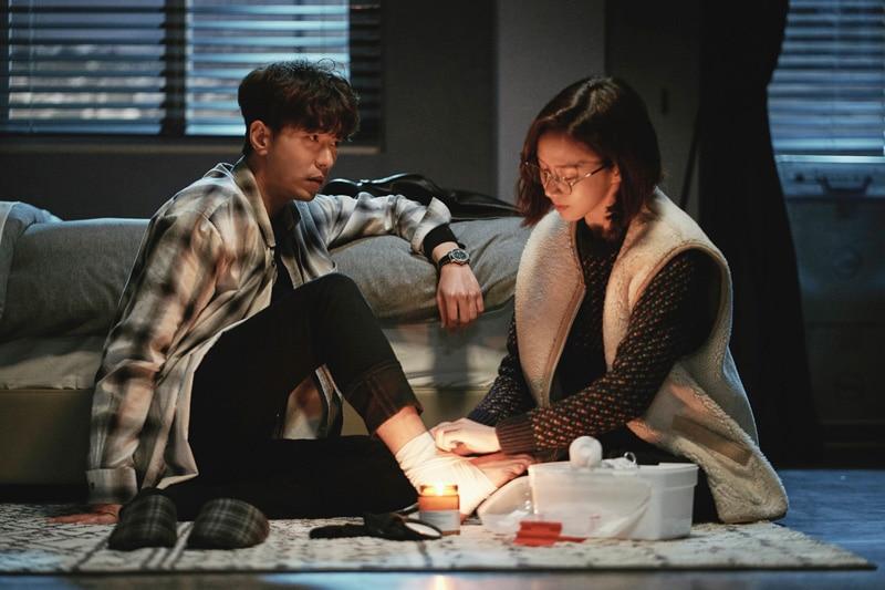 Yoon Hyun Min et Go Sung Hee (My Holo Love)