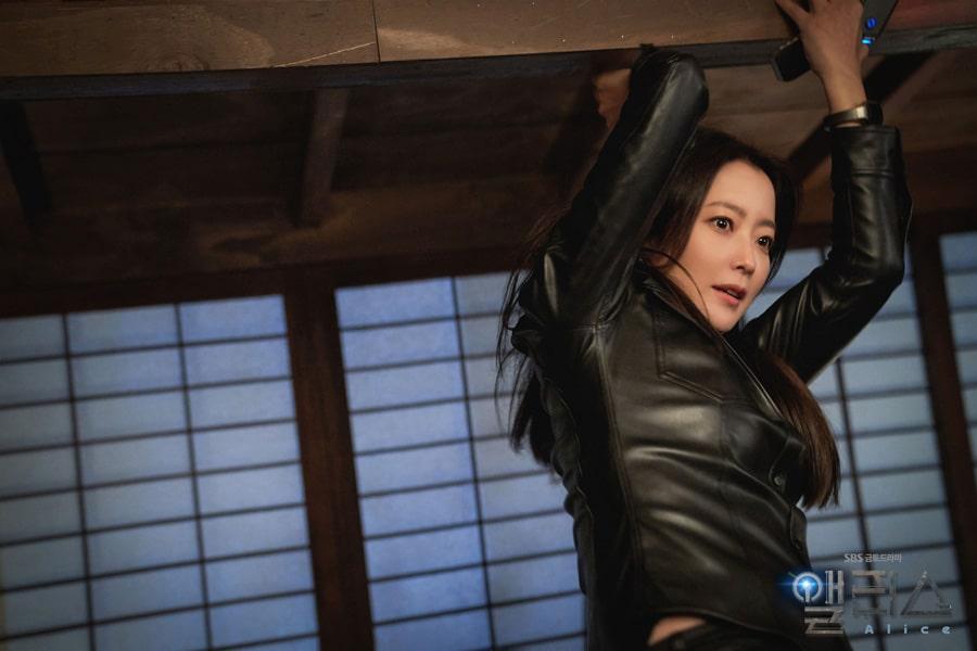 Kim Hee Seon en action dans Alice