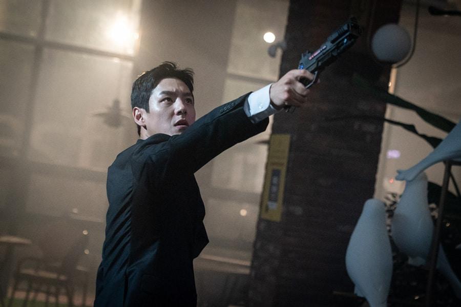 Kwak Ji Yang dans le drama Alice