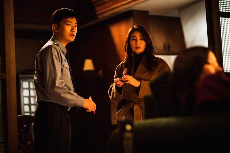 Lee Dong Hwi et Kim Sung Ryung