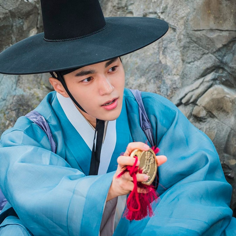 Kim Myung-Soo (Secret Royal Inspector)