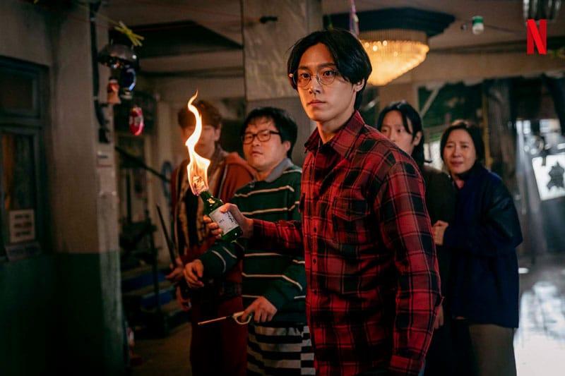 Lee Do Hyun dans Sweet Home