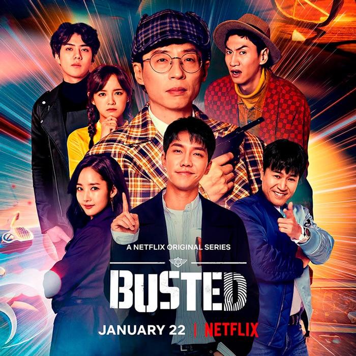 Busted 3, Netflix