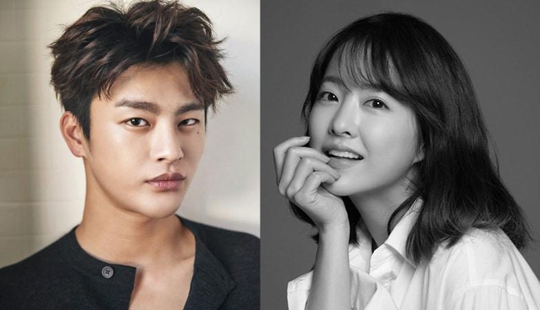 Seo In Guk et Park Bo Yeong