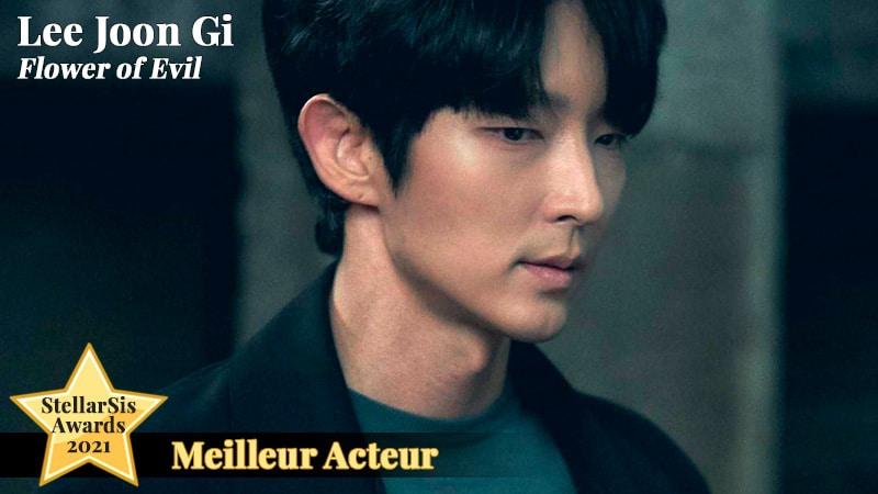 Lee Joon Gi, meilleur acteur