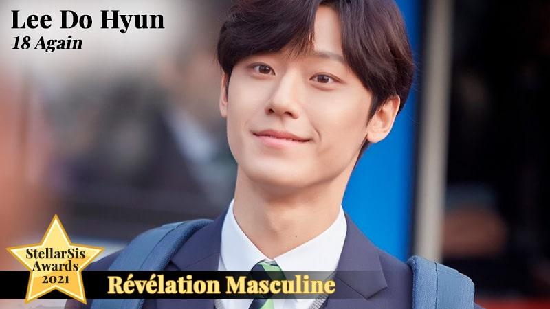 Lee Do Hyun, révélation masculine 2021