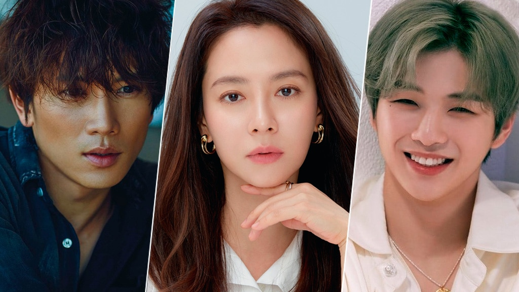 Ji Sung, Song Ji Hyo, Kang Daniel : casting