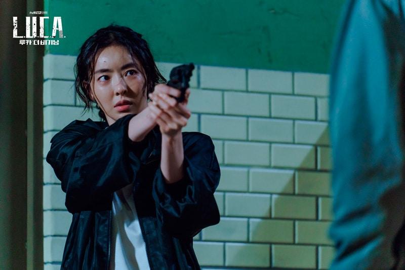 Lee Da Hee (LUCA: The Beginning)