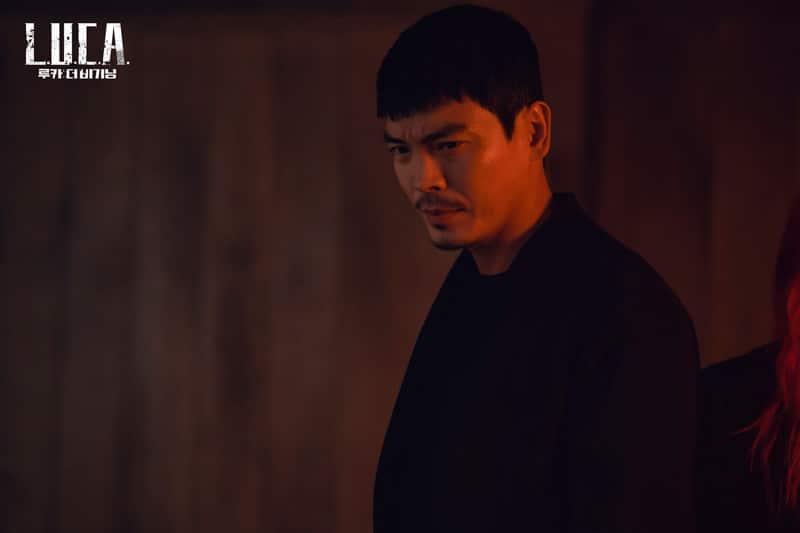 Kim Sung Oh (LUCA: The Beginning)