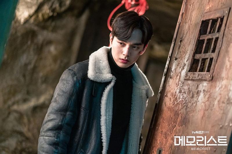 Yoo Seung Ho dans Memorist