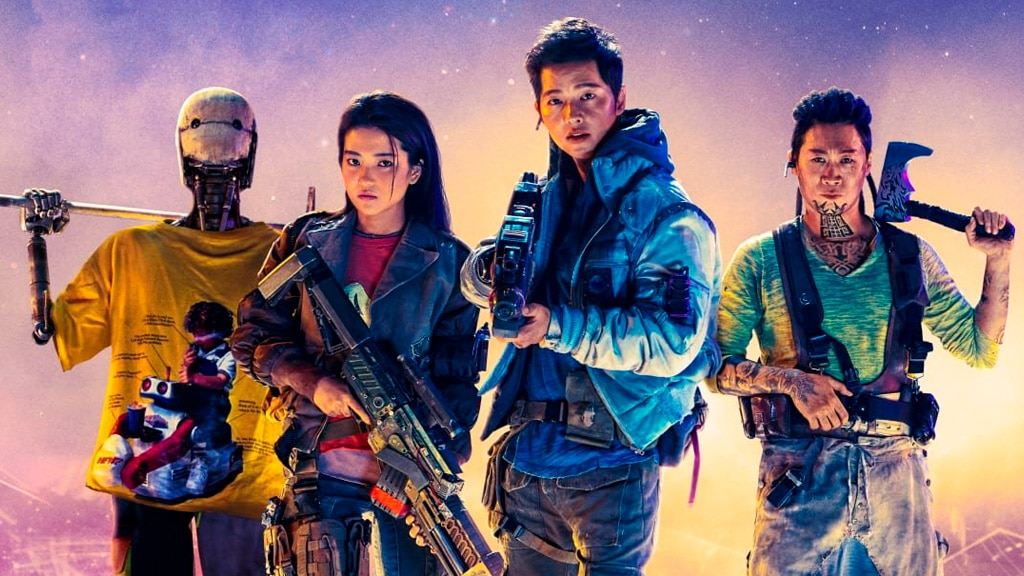 Space Sweepers (Netflix)
