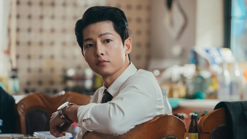 Vincenzo : Song Joong Ki