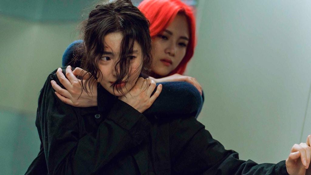 Lee Da Hee et Jung Da Eun