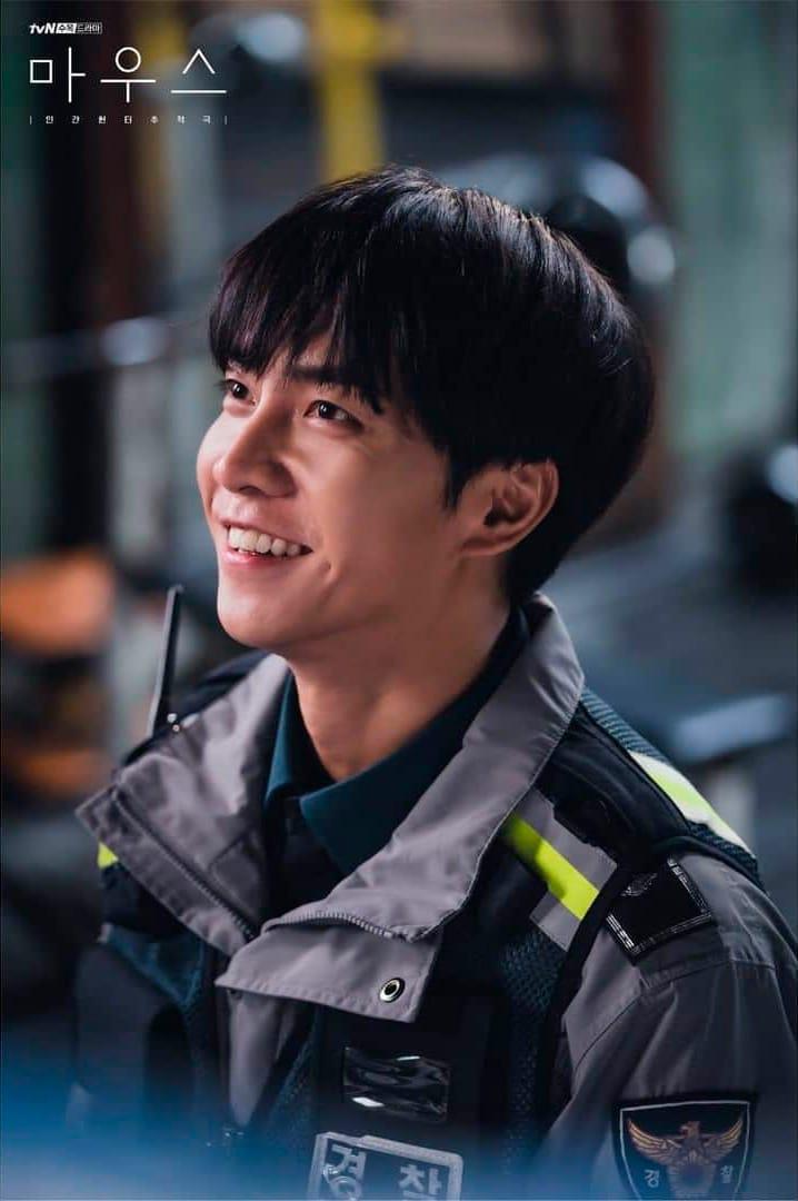Lee Seung Gi dans Mouse (2021)