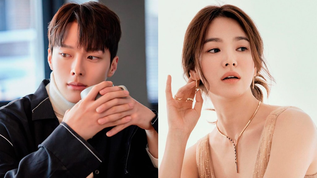 Jang Ki Yong et Song Hye Kyo : Now We Are Breaking Up