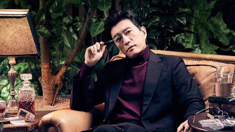 L'acteur Kim Myung Min