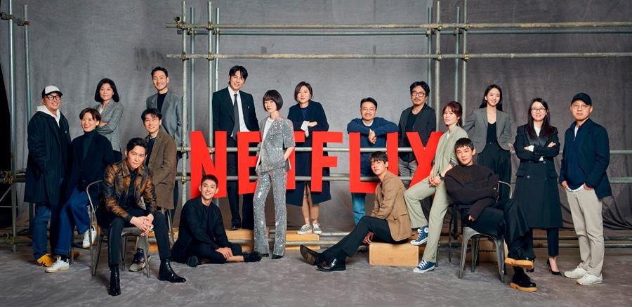 Netflix : k-dramas