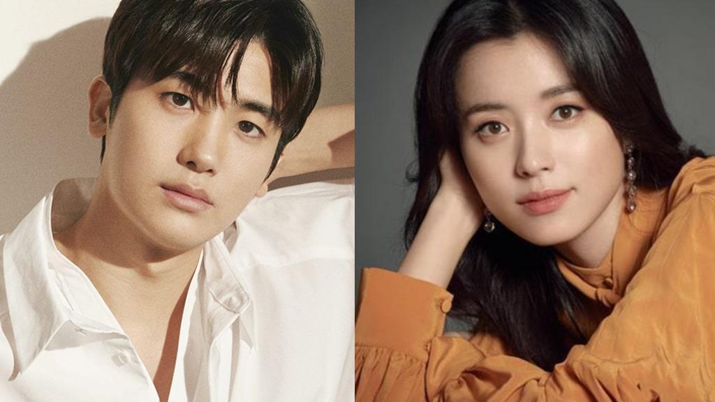 Park Hyung Sik et Han Hyo Joo