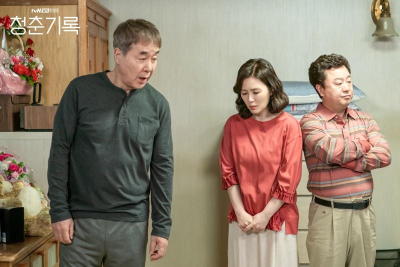 Han Ji Hee, Ha Hee Ra et Park Soo Young